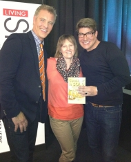 Steven Sabados, Joanne Sanche and Chris Hyndman